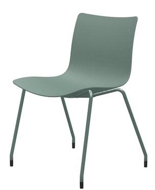 5W-1-PP - 四腳椅