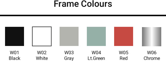 frame colors